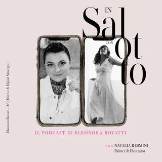 001 #insalottocon Natalia Resmini - Illustrator