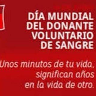 Asentamiento rural Oliva, destacado en donaciones de sangre