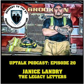 UpTalk Episode 17: Janice Landry