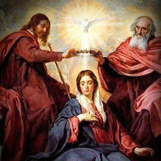 Santa María, Madre y Reina