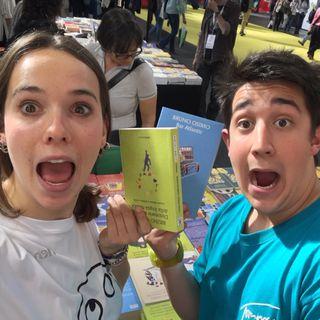#torino Radioimmaginaria al Salone del Libro: libri o radio?