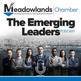 Meadowlands Chamber Podcast Episode 11-Eric Pearson And The Story Of Nomad Oil