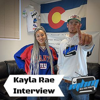 Kayla Rae Interview We have to think bigger as artists in Colorado Mile High Minute