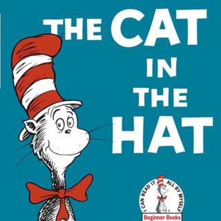 4get the #CatInTheHat • Pay #Reparations Now