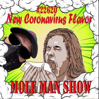 MMS#22620 New Coronavirus Flavor