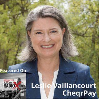 Leslie Vaillancourt, CheqrPay