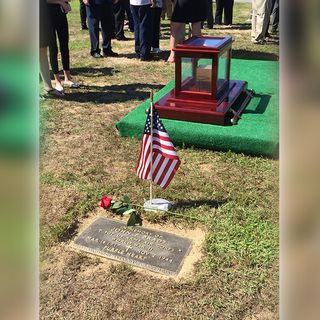 Taunton WWII Veteran's Remains Brought Home For Burial
