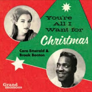 Caro Emerald and Brook Benton - Youre all i want for christmas
