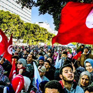 La Rivoluzione dei Gelsomini e la musica tunisina
