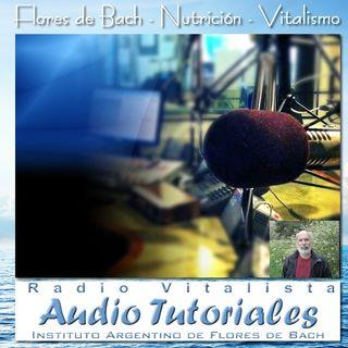 Flores de Bach - Nutricion y Vitalismo