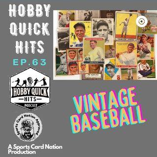 HQH Ep.63 Vintage Baseball