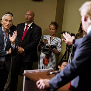 Donald Trump boots Jorge Ramos from press conference