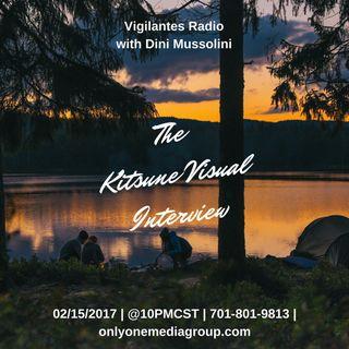 The Kitsune Visual Interview.