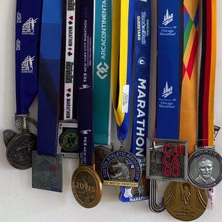 Ep. 9 Sólo un maratón y me retiro...