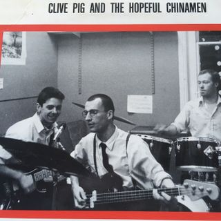 Talking Head's Psycho Killer by Clive PiG & The Hopeful Chinamen