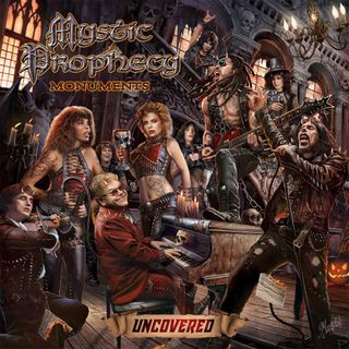 Metal Hammer of Doom: Mystic Prophecy: Monuments Uncovered Review