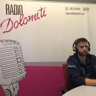 """Sperotto a Radio Dolomiti: """"E pensare che ero un opposto..."""""""