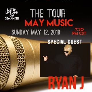 THE TOUR: Special Guest Ryan J