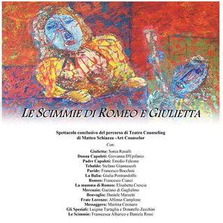 """Domenica 13 Settembre  """"Le scimmie di Romeo e Giulietta"""""""