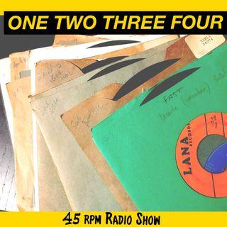 1234 Live! Mar. 30, 2021 • Rockabilly, Rock'n'roll, Rhythm&blues • vinyl only