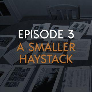 EP 3: A Smaller Haystack