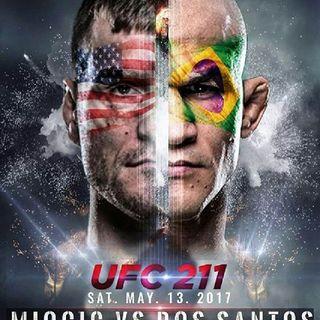 UFC211 Preview