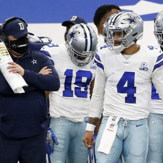 Why The Dallas Cowboys are a Reload and not a rebuild