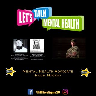 Episode 1 : Men's Mental Health Advocate