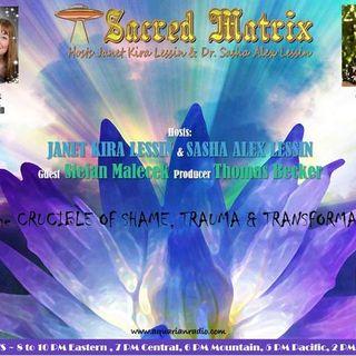 Stefan Malecek~03/22/20~Sacred Matrix~Janet Kira Lessin & Dr Sasha Alex Lessin