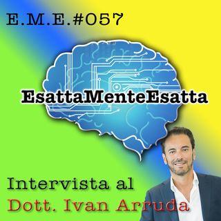 Crescita personale: Intervista con il dottor Arruda #057