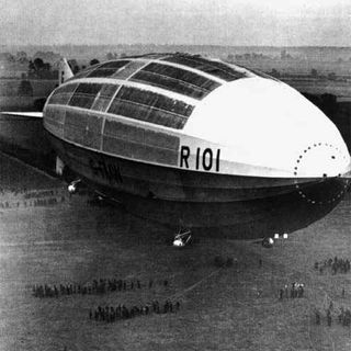 BlitzoCast 089 - Historias de la edad dorada del dirigible