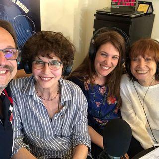 235 - Dopocena con... Fabrizia Castagnoli, Roberta Paladini e Benedetta Ponticelli - 07.06.2018