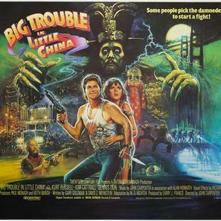 On Trial: Big Trouble in Little China