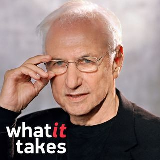 Frank O. Gehry: Building the Inspiring Space