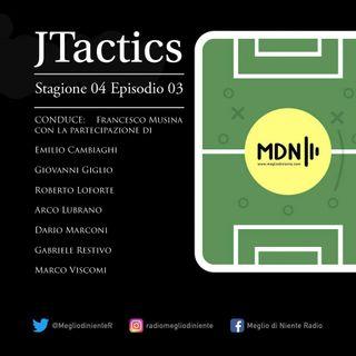 J-TACTICS - Caos calmo (S04 E03)