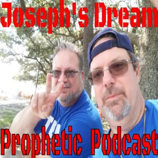 Prophetic Dream  - Jesus reveals a Math Equation