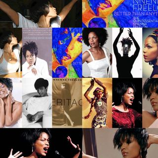 """Nnenna Freelon"" The Jazz Zone Spin Mix 🎙️"