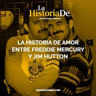 La historia de amor entre Freddie Mercury y Jim Hutton • Historia Culturizando