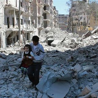 Things Somehow Getting Even Worse in Syria