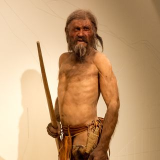 149. CULTURA: Ötzi