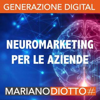 Puntata 27: Il neuromarketing per le aziende
