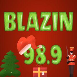 Christmas Day Jams 98.9 Todays R&B,Old School Classics