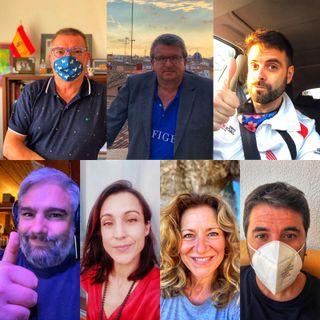 el corsario digital y el cierre de Madrid