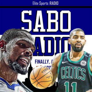 Sabo Radio 23: Kevin Durant Chooses The Brooklyn Nets As The New York Knicks Lose Again