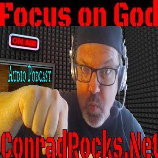 Focus on God - The Benefits!