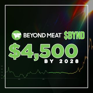 167. Beyond Meat Stock Will Hit $4500 by 2028 | $BYND Stock Analysis