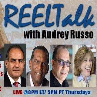 REELTalk: Diana West, Super Bowl Champ Burgess Owens, Dr. Sherkoh Abbas and Comedian Nazareth