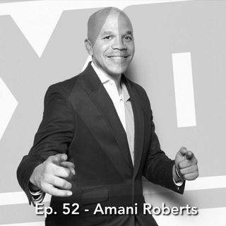 Scratching Your Way to the Top with Amani Roberts
