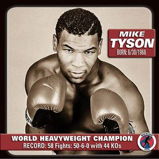 History of Heavyweight Boxing: Chapter 12 - Mike Tyson
