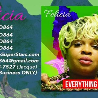 Felicia-Everything Big (radio edit)
